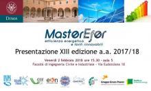Inaugurazione Master EFER